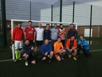 Want to play football for fun? All ability Male and Female players required for weekly casual games