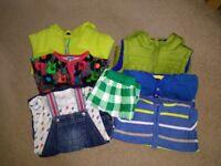 Boys Clothes Baby Bundle Age 12 - 18 mths