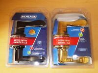 Door locks-- SCHLAGE-