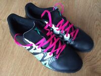 Men's Adidas astro boots. Worn once. Size 9.