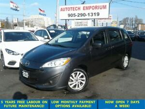 2015 Mazda MAZDA5 GS 6-passengers/Bluetooth/All Power &GPS*