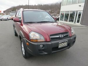 2009 Hyundai Tucson GL *V6 *AWD *Heated Seats