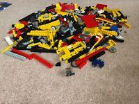 Lego Technic & Meccano