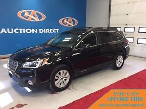 2015 Subaru Outback 2.5i TOURING! SUNROOF! AWD! FINANCE NOW!