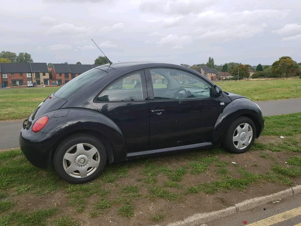 Vw beetle 1 8 turbo petrol 20 valve | in Sheffield, South Yorkshire |  Gumtree
