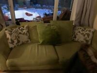 FREE Dfs escape 3seater sofa