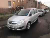 Vauxhall zafira 1.9 auto