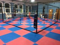 18 ft boxing ring