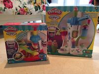 2 New Play-Dough box sets