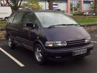 TOYOTA PREVIA 2.4 PETROL AUTOMATIC * 7 SEATER *PART EXCHANGE WELCOME * GOOD CLEAN MOTOR * DELIVERY *