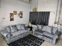 LUXURY CRUSHVELVET *GLP SOFA* 3+2/Corner sofa SEATER 14128