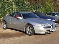 2002 Alfa Romeo GTV 2.0l t.spark