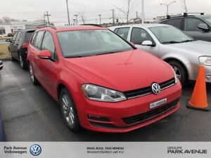 2015 Volkswagen Golf Sportwagon Comfortline // MAGS | TOIT