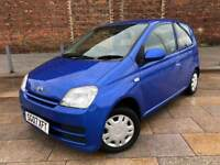 2007 / DAIHATSU CHARADE / ELECTRIC WINDOWS / STEREO / SEPT MOT .