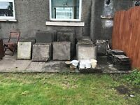 Paving slabs for free