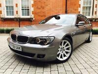 2008 Bmw 7series 730d SPORT **ONLY 59k MILES** PX WELCOME** not 530d 520d