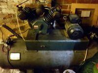 garage compressor 240v