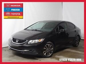 2014 Honda Civic EX+BLUETOOTH+SIEGES CHAUFFANTS+REG.VITESSE