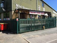 Italian Cafe and Restaurant Business for sale. Regular customers, good income.