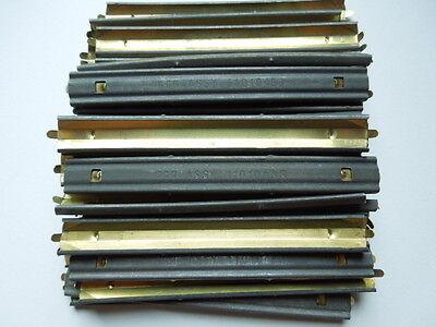 40 Original USGI Vietnam .223 or 5.56mm 10rd. Stripper Clips MINT CONDITION