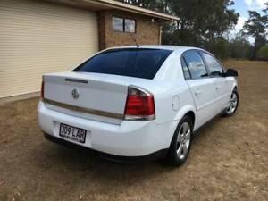 2005 Holden Vectra CD Automatic Sedan