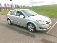 2009 Vauxhall Astra club ecoflex cdti 1.7 diesel 6 speed £30 road tax a year long mot