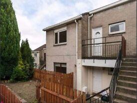 2 Bedroom, Furnished flat, Dykes Road, Penicuik, Edinburgh