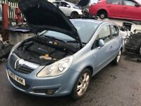 2007 VAUXHALL CORSA DESIGN CDTI (MANUAL DIESEL)