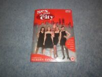 DVDs SEX AND THE CITY COMPLETE SERIES ONE/SEASON 2/3/5/6