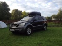 KIA SORENTO 2.5l CRDI 2003 7 seater ...good condition nice 4x4 family car