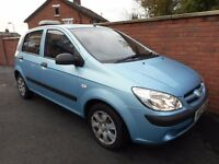2008 hyundai getz gsi{fsh,finance,warranty ava,full mot,6 months warranty}