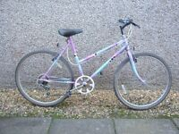 Lady's Raleigh Town and Country Mountain Bike
