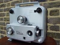 FREE DELIVERY Super 8 Film Projector Boots P 140 Universal 107