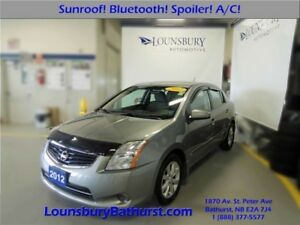 2012 Nissan Sentra 2.0 S - RELIABLE AND ECONOMICAL!