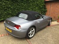 BMW Z4 2007, 2.0, 88,000 mileage, LOW PRICE, WILL NEED A SERVICE