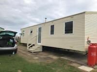 Caravan to hire- see view Thornwick Bay Holiday Village/ Haven