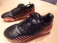 Kids Adidas Absolado football boots Size 2