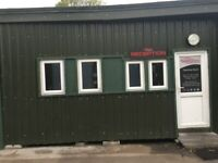 Small 2 roomed ,Studio, Office, Workshop or Storage Unit