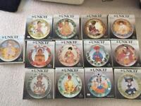 UNICEF COLLECTORS PLATES