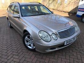 Mercedes-Benz e220 cdi auto elegance estate £ 1450 ono