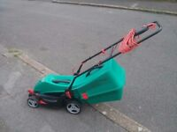 Bosch Lawnmower.