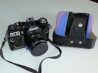 Zenit - SLR Camera - Good Condition