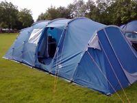 Regatta Premium 8 man tent
