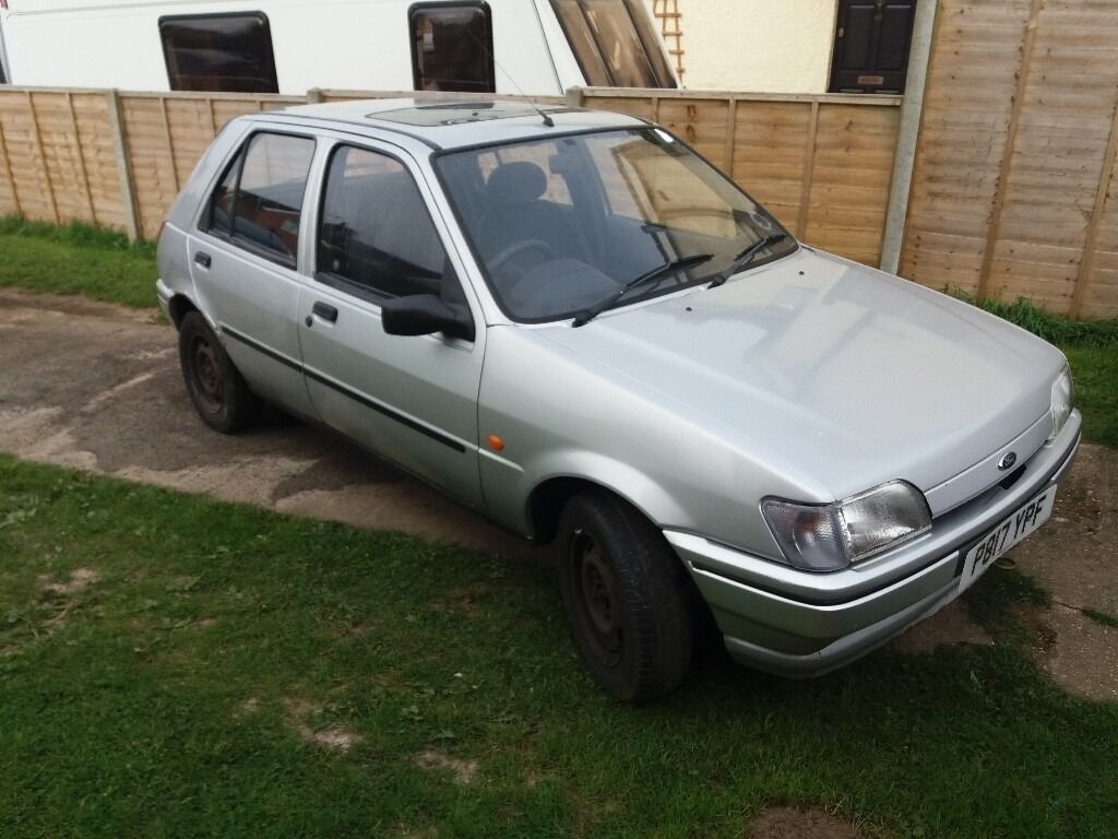 ford fiesta classic 1 3 1996 mk3 79 500miles in eastleigh hampshire gumtree. Black Bedroom Furniture Sets. Home Design Ideas