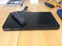 Samsung BD-E5500 3D Blu Ray Player
