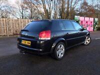 2006 Vauxhall Signum Elite 1.9 CDTI, 150bhp, Automatic, full heated leather interior, SAT NAV