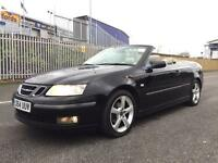 2004 (54) SAAB VECTOR 2.0 - 2 DOOR -CONVERTIBLE - MANUAL - PETROL - CREAM INTERIOR -