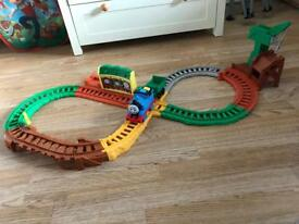 Fisher price my first Thomas and friends battery operated
