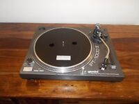 GEMINI PT1000 TURNTABLE EXCELLENT CONDITION/TECHNICS 1210 ALTERNATIVE/STOCK CLEARANCE UK DELIVERY