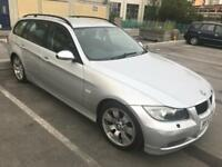 BMW 320 TOURING/Estate Diesel 2006. LONG Mot. CHEAP TAX Warranty HISTORY